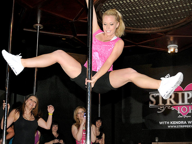 Kendra Fierce Strippers In The Hood